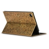eXchange Gold Inlay - Etui na iPad 2,3,4, Mini, AIR oraz AIR 2
